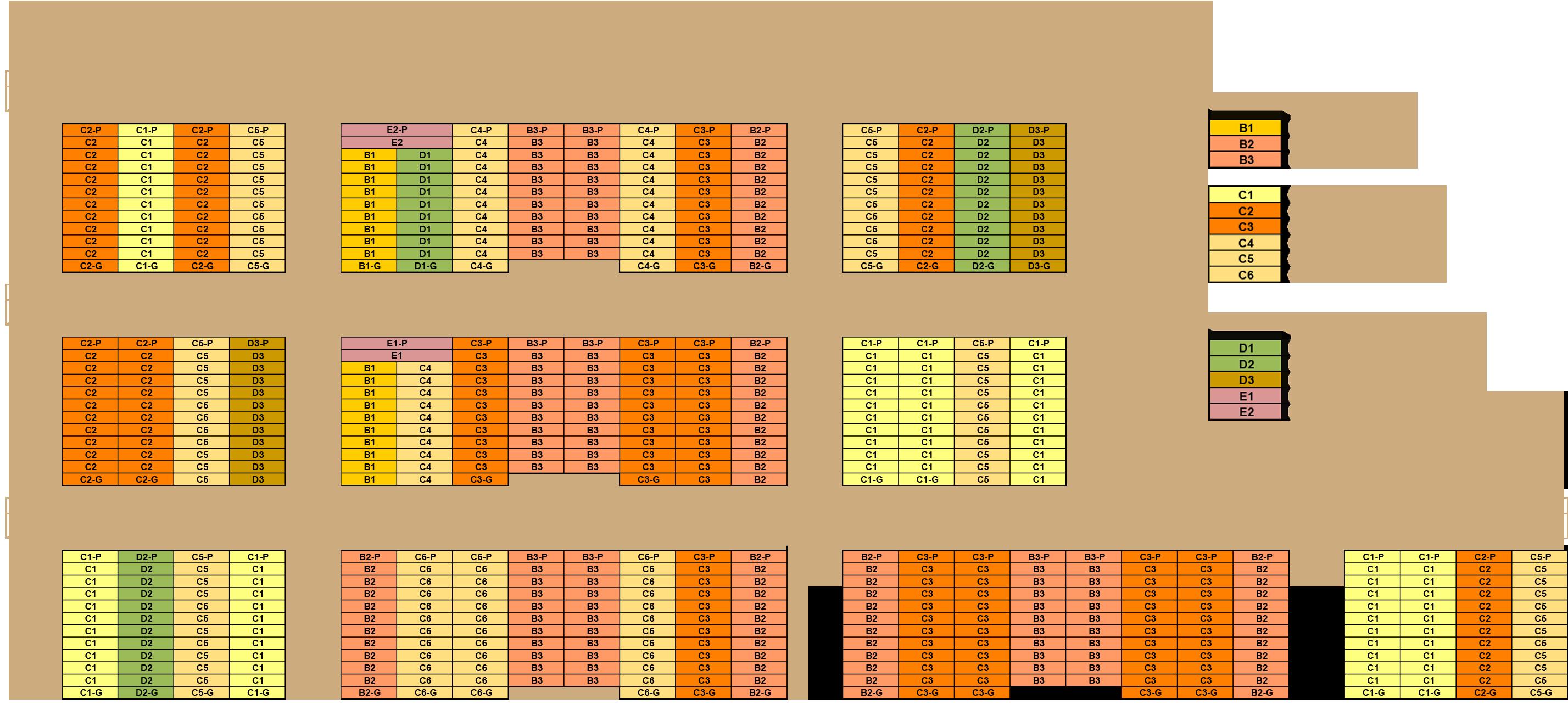 Ki Residences Elevation Chart 21102020