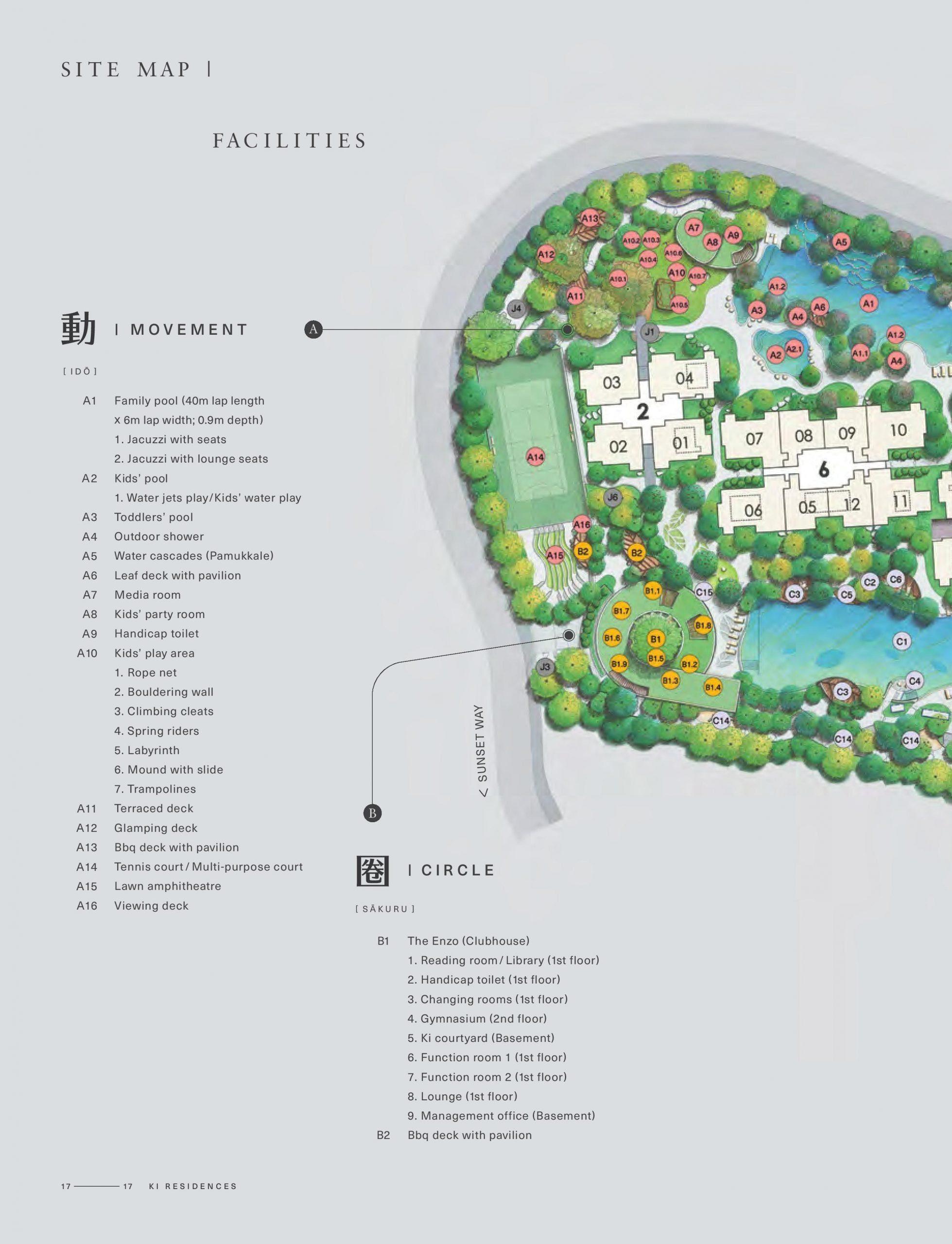 Ki Residences Site Plan 1 scaled