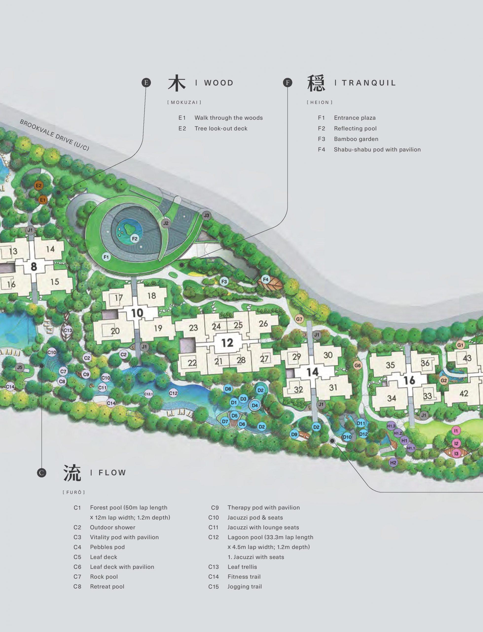 Ki Residences Site Plan 2 scaled
