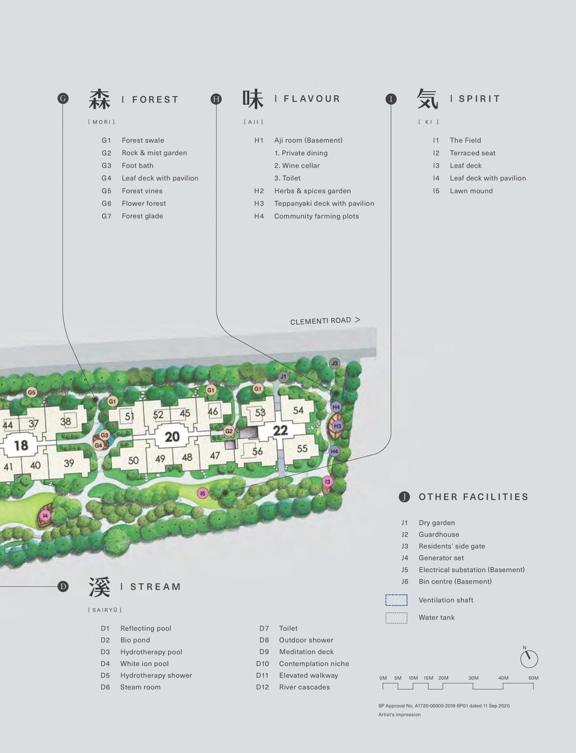 Ki Residences Site Plan 3 scaled