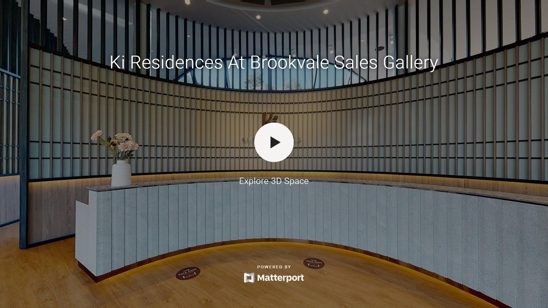 Ki Residences Virtual Tour Sales Gallery Model